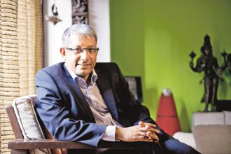 SVP India chairman Ravi Venkatesan. Photo: Aniruddha Chowdhury/Mint