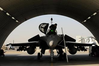 In September, India inked a deal to buy 36 Rafale aircraft from Dassault for Rs59,000 crore. Photo: AFP