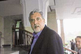 Vijay Mallya. Photo: Arijit Sen/HT