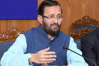 Prakash Javadekar said that his ministry will talk to other financing agencies to contribute. Photo: PTI
