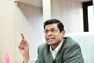 M.S. Sahoo, chairperson of the Insolvency and Bankruptcy Board of India.  Photo: Priyanka Parashar/Mint.