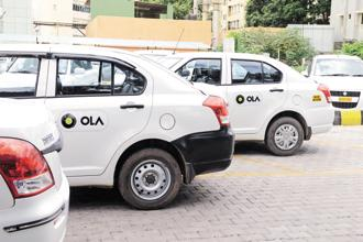 Ola has also initiated talks for a fresh round of funding. Photo: Hemant Mishra/Mint