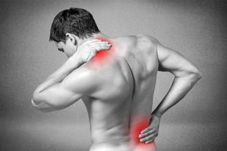 About 80% of us are likely to suffer at least one episode of severe back pain in our lifetimes owing to our sedentary lifestyles. Photo: iStockphoto
