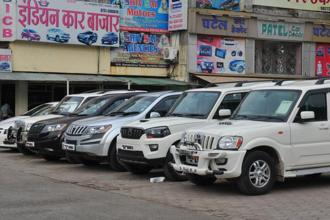 Used car loans in India is expected to grow from below $2 billion now, to over $10 billion of annual lending by 2021, according to CarDekho. Photo: Hindustan Times
