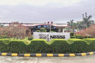 Nestle India's plant in Rudrapur, Uttarakhand. Photo: HT