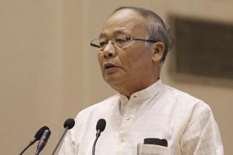 Prime Minister Narendra Modi's government must prepare that ground whether or not his BJP wins assembly elections in Manipur, whether or not it manages to unseat Congress's chief minister Okram Ibobi Singh, an adept of the economy of conflict. Photo: HT