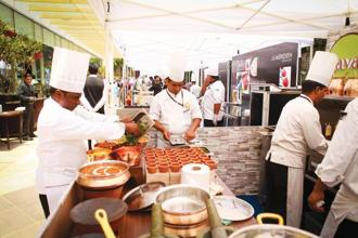 The fourth edition of 'Food Lovers Chefs for Charity'. Photo: Food Lovers