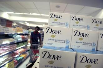 Almost 60% of Unilever's revenue comes from personal products and homecare, things like soap and washing powder. Photo: Bloomberg