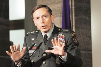 Petraeus says India, which is a key partner for the war against terrorism, is in a tough neighbourhood and is playing a constructive role in the region to stabilize it. Photo: Getty images