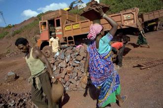 Iron ore: from rust to riches