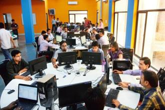 In such a scenario where jobs are scarce, social security in the form of unemployment benefits becomes the only way to maintain stability. Photo: Hindustan Times