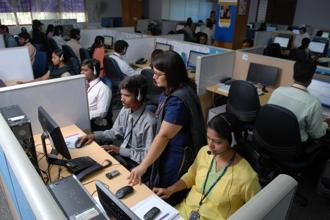The legislation is similar to a bill introduced in 2013 that would have required disclosure of a call centre location to consumers, along with the option to transfer to a domestic call centre. Photo: Mint