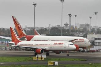 Air India's Airbus A310 planes flew directly to Israel from Mumbai until early 2000 and Delhi until mid 1990s after which they were withdrawn for commercial reasons. Photo: Abhijit Bhatlekar/Mint