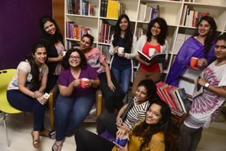 Women employees of Creativeland Asia in Mumbai. Photo: Abhijit Bhatlekar/ Mint