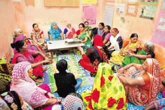 India and UN-Women have collaborated in the past to empower the role of elected women representatives in panchayats. Photo: Mint