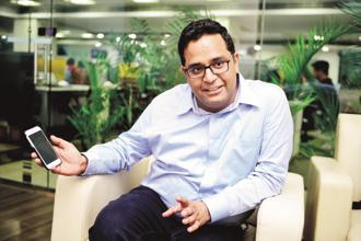 Paytm founder Vijay Shekhar Sharma continues to hold close to a 19% stake in the company. Photo: Pradeep Gaur/Mint