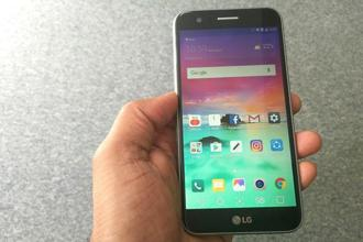 The LG K10 (2017) is a decent performer with some very good attributes such as the light form factor, new Android, and the user-friendly UI.