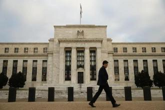 The good news is that the fear gauge isn't showing any heightening of risk aversion even as the Fed turns more hawkish. Photo: Reuters