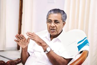 Kerala's Left Front government says it wants to make Kerala a 100% e-literate society by 2020. Photo:  Ramesh Pathania/Mint