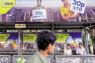 Vodafone India and Idea Cellular completed a $23 million merger deal on Monday. Other recent big-ticket M&A deals include those between Max Life and HDFC Life Insurance, Reliance Communications and Aircel and the sale of Essar Oil to Rosneft. Photo: Bloomberg