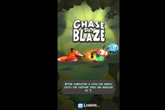 Chase Dr Blaze: Tap & Jump is a beautiful  looking adventure game involving a wayward fox on the heels of a firefly for a jar of delicious jellies.