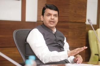 Maharashtra CM Devendra Fadnavis met with doctors' representatives on Friday afternoon and warned of legal action if they don't resume work. In a previous meeting, the Maharashtra CM accepted the doctors' demand for better security at hospitals. Photo: Abhijit Bhatlekar/Mint