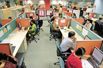 With IT firms in Bengaluru growing larger, an increasing number of companies are opting to expand in tier II cities such as Chennai and Hyderabad. Photo: Mint