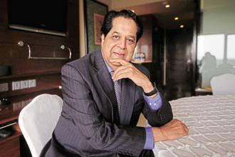 NDB president K.V. Kamath said NDB will issue masala bonds in the second half of the current calendar year. Photo: Reuters
