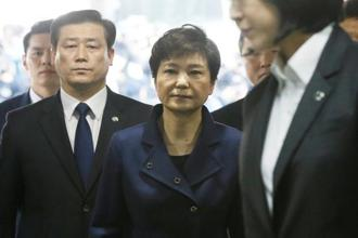 South Korea's ousted President Park Geun-Hye. Photo: Reuters