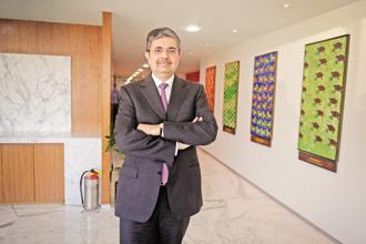 According to the RBI order, Uday Kotak has to cut his stake to 30% by June 2017 and 20% by December 2018. Photo: Mint