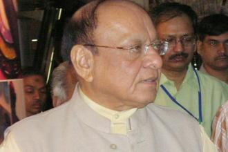 A former RSS member Gujarat CM, Shankarsinh Vaghela is said to be unhappy with the central leadership of the Congress. Photo: Mint