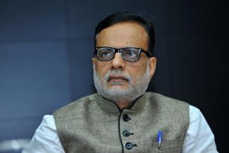 Revenue secretary Hasmukh Adhia says all taxation, other proposals in the Finance Bill 2017 have come into effect from today. Photo: Mint
