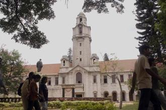 IISc, Bangalore, figured at the top in 'overall' and 'universities' categories in the NIRF rankings. Photo: Mint