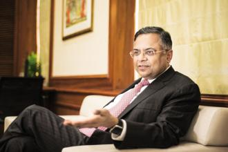 The verticals approach being pursued by N. Chandrasekaran will see Tata Sons build expertise in specific industry segments at the holding company level. Photo: Aniruddha Chowdhury/Mint