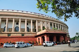 The four  GST Bills were returned by the Rajya Sabha by a voice vote as all parties were on board.  Photo: Mint