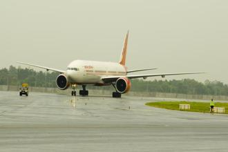 There were 122 passengers on board the Air India plane. Photo:Mint