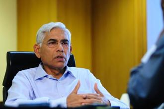 Banks Board Bureau chief Vinod Rai. Photo: Pradeep Gaur/Mint