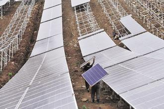 Swedish firm Fortum Oyj's plan is to gain a larger hold in India's renewable energy sector. Photo: Reuters