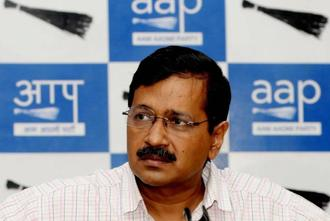 Numbers suggest that Delhi chief minister and AAP leader Arvind Kejriwal's house tax waiver promise is targeted at placating the propertied class more than the aam aadmi (or ordinary citizen). Photo: PTI