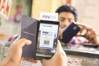 The National Payments Corporation of India (NPCI) continues to push new means of digital payment systems even after demonetisation, in an attempt towards a less-cash economy. Photo: Hemant Mishra/Mint
