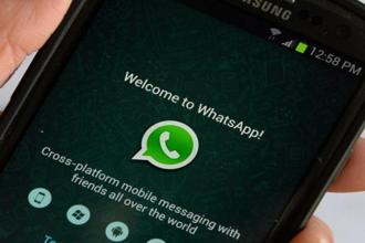 The Supreme Court had on 11 April issued notice to Whatsapp seeking its response in the matter. Photo: AFP