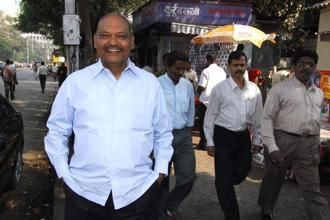 Anil Agarwal  isn't using his fortune to buy the shares, instead borrowing from bond investors through a three-year note paying a coupon of 4.125%. Photo: Hindustan Times