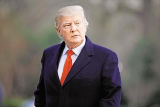 US President Donald Trump's order on review of H1-B visa policy is part of his 'America First' agenda and stricter US immigration policy. Photo: Reuters
