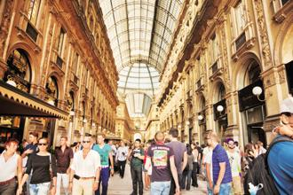 With poor education undermining Italy's competitiveness, how long it can retain its position as the third largest economy in Europe  is an open question. Photo: iStock