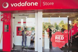 Until equalisation the voting rights on additional shares of Vodafone shall be exercised jointly by Vodafone and Aditya Birla Group. Photo: Mint