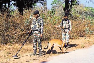 Maoists established their base in Bastar in today's Chhattisgarh from 1980s. Photo: Shaswati Das/Mint