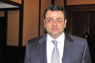 A file photo of ousted Tata Group chairman Cyrus Mistry. Photo: Indranil Bhoumik/Mint