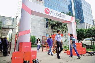 The troubles at Snapdeal started in September, when it launched an expensive re-branding exercise to transform its image. Photo: Pradeep Gaur/Mint