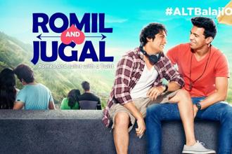 'Romil And Jugal' is more ambitious, a homosexual take on 'Romeo And Juliet'.