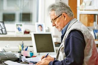 Retired parents can be a valuable source of talent. Photo: iStockphoto
